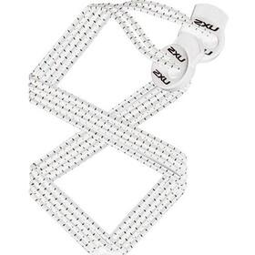 2XU Sport Laces White/White